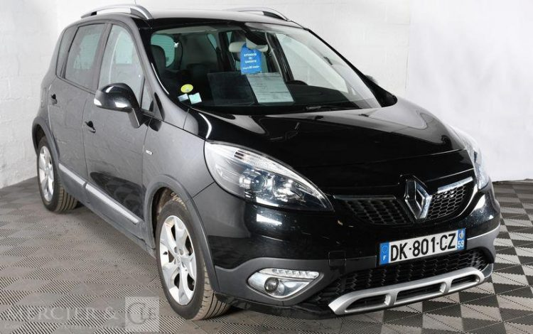 voiture renault occasion